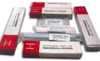 Air Compressor Channel & Spring Set
