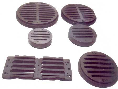 Air Compressor Stop Plates