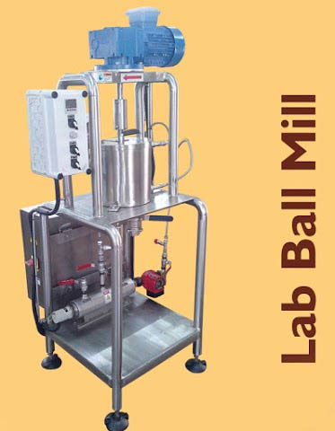 Lab Ball Mill
