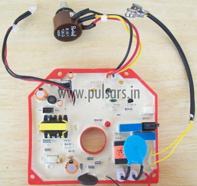 Chemical Dosing Pump Control Board