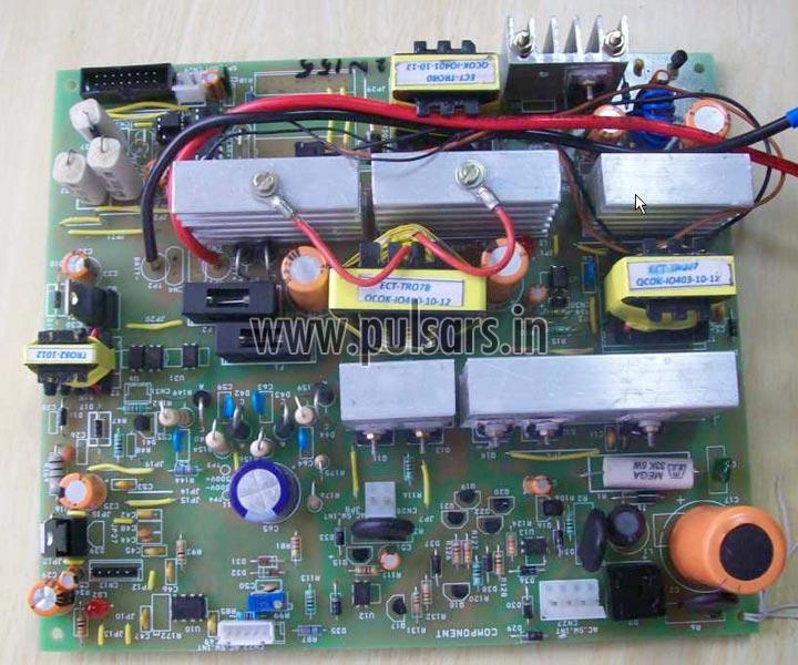 Solar Inverter (100W)