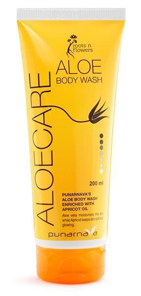 Aloecare Aloe Body Wash