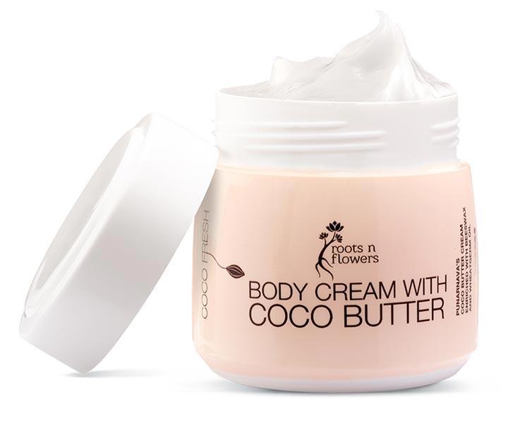 Coco Fresh Body Cream With Coco Butter