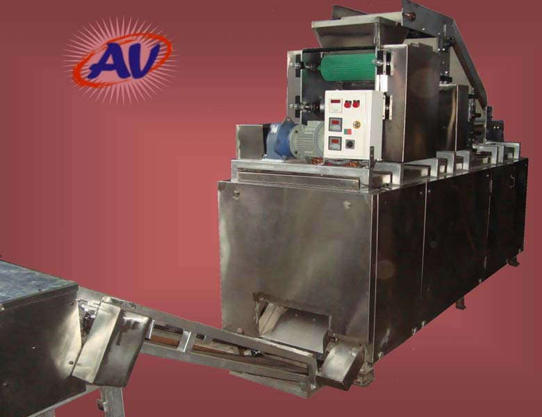 Full Automatic Chapati Making Machine (AV-CM-03)