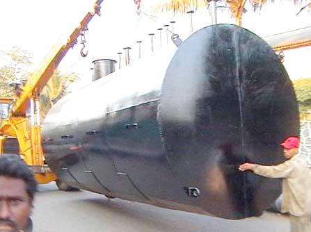 Oil Storage Tank Exporter