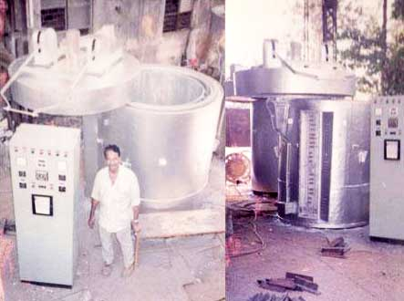 Solution Treatment Furnace