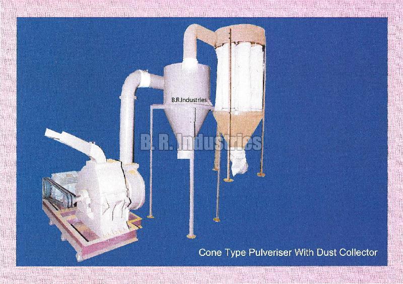Cone Type Pulveriser