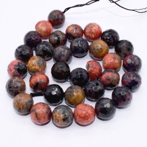 12 MM Agate Beads