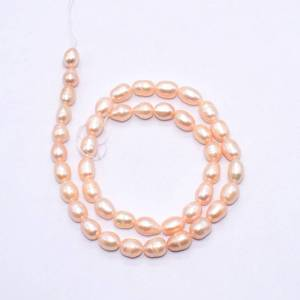 Light Pink Shell Pearl Beads