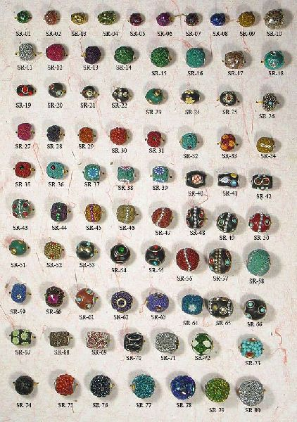Srinagar Beads