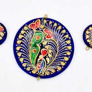 Tanjore Art Pendants