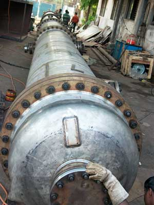 Fractional Distillation Columns
