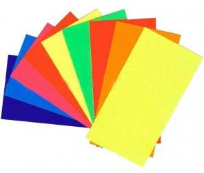 Fluorescent Paper Supplier