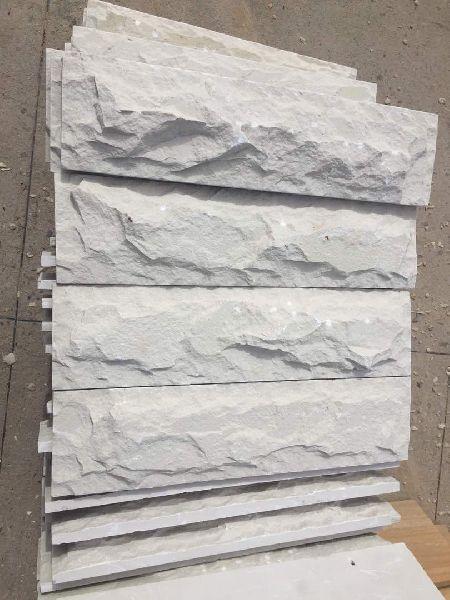 Mint Rock Face Wall Panel