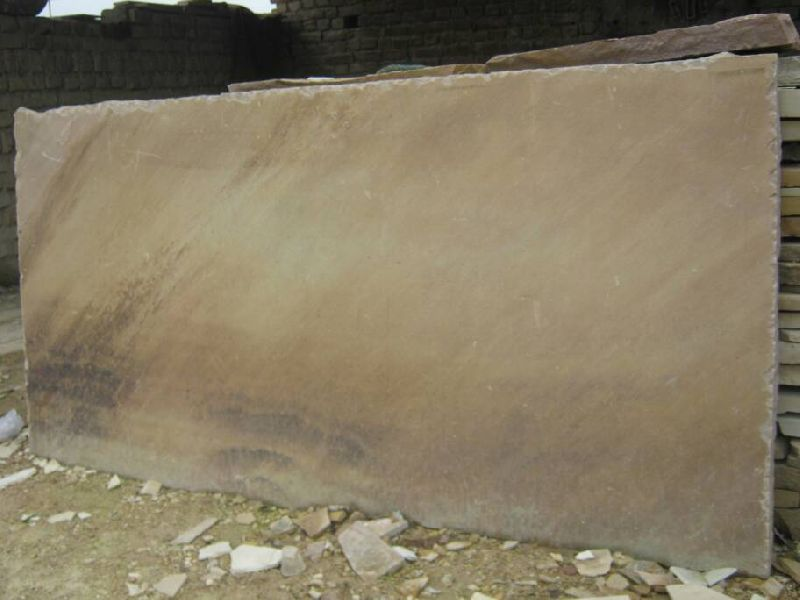Natural Mint Fossil Slabs