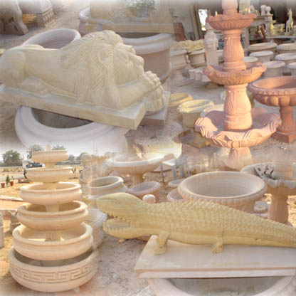 Sandstone Articles