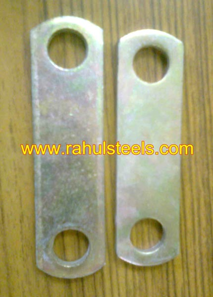 MS Slotted Backing Plates