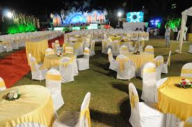 Wedding Hall Ground Management Services