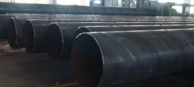 Carbon Steel Spiral Welded Pipe 01