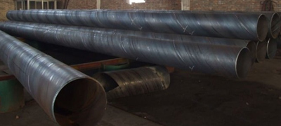 Carbon Steel Spiral Welded Pipe 02