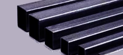 Mild Steel Hollow Bar 01