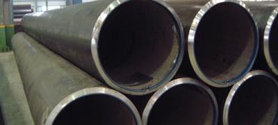 Mild Steel Seamless Pipe 01