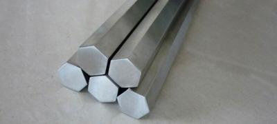 Stainless Steel Hexagon Bar 01