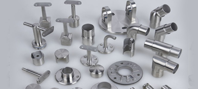 Stainless Steel Railing Fitting 01