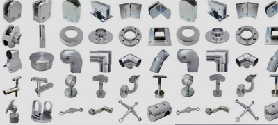 Stainless Steel Railing Fitting 02