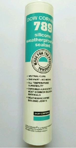 789 Silicone Weatherproof Sealant