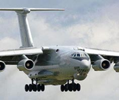 Export Air Freight Forwarding