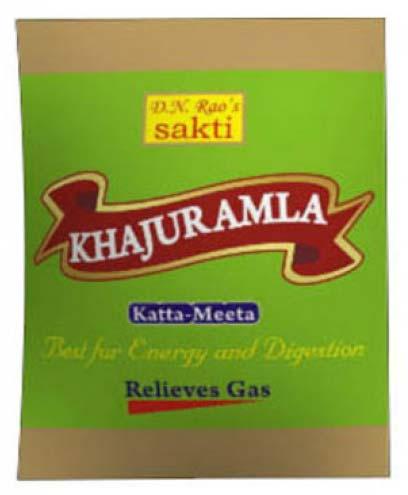 D.N.Rao's Sakti Khajuramla Gas Relieve Churna