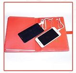 Note Book with Pen Drive and Power Bank 03