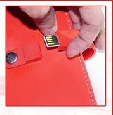 Note Book with Pen Drive and Power Bank 04