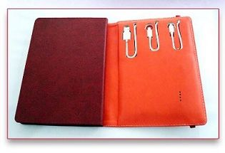 Note Book With Power Bank 02
