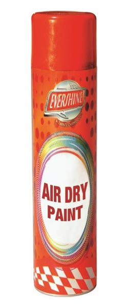 Air Drying Paint