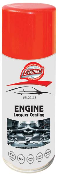 Engine Lacquer Coating