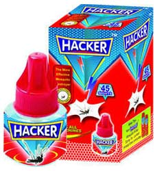 Hacker Mosquito Repellent Liquid Vaporizer