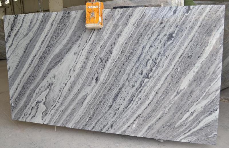 Mercury White Marble Slabs