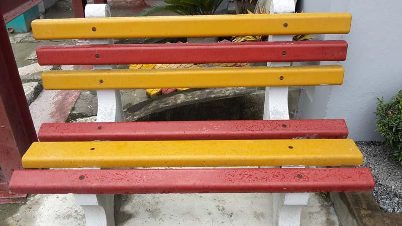 Concrete Chairs