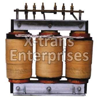 Three Phase to Single phase Transformer 01