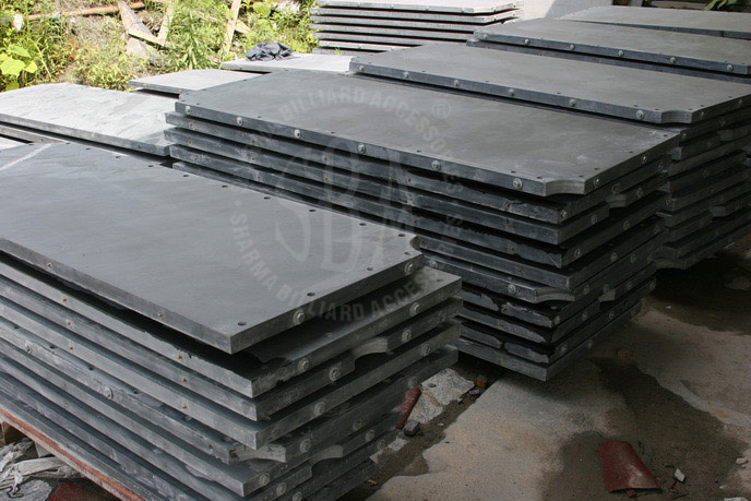 SBA Table Slate Stones