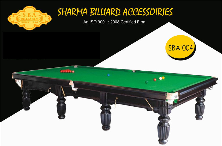 SBA S-004 Snooker Table
