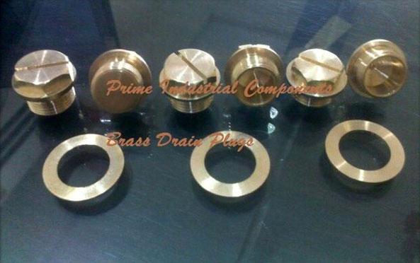 Brass Drain Plug