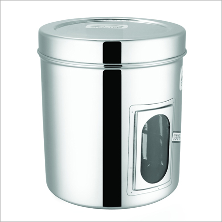 Stainless Steel Container Box