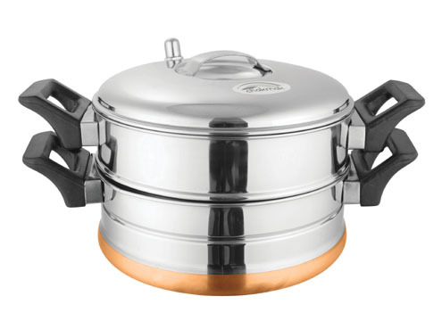 Stainless Steel Induction Base Momo Steamer