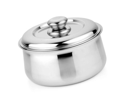 Stainless Steel Roti Box