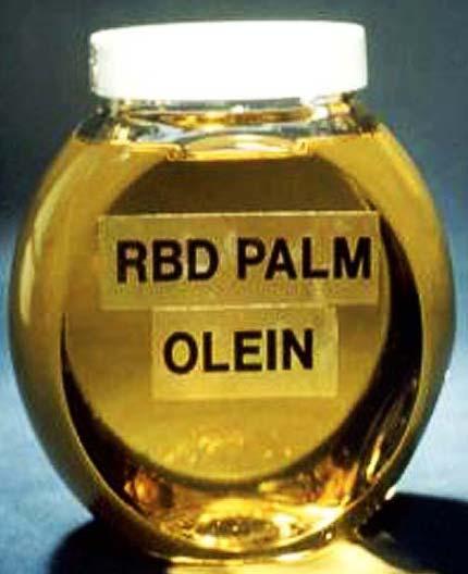 RBD Palm Olein