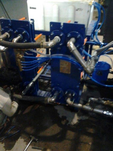 Induction Cooling System