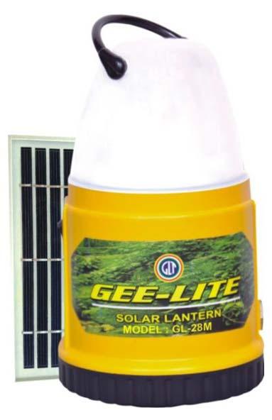 Mini Solar Lantern (GL-28 M)